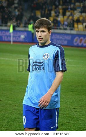 Yevgen Konoplyanka Of Fc Dnipro