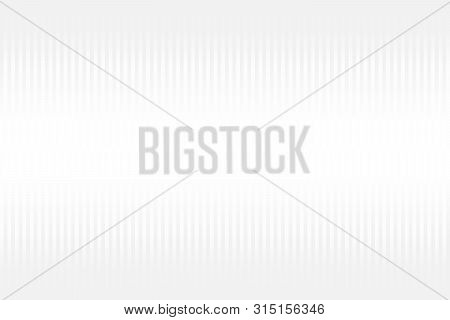 Abstract Gray Gradient Texture On White Background, Geometric Pattern, Vector Illustration. Can Be U