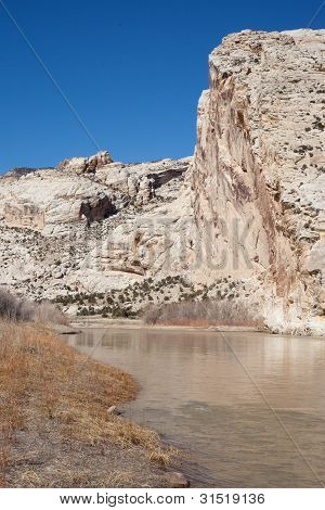 Green River in Dinosaur National Monument