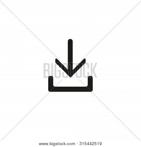 Download - Vector Icon Download Icon Vector Download Icon Download- Vector Icon