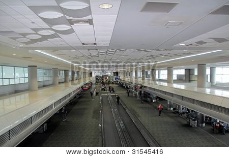 Denver International Airport Concourse