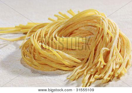 Pasta Tagliatelle Spaghetti