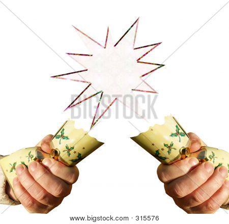 Pulling A Cracker