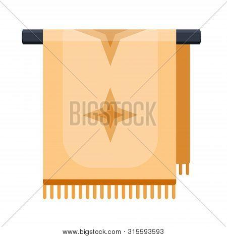 Luxury Gold Rich Beige Terry Hotel Motel Home Towel Jack-towel Wiper With Stars Women Female Male Mo