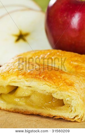 Apple Turnover Strudel