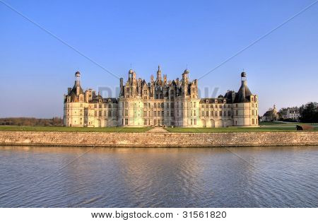 Chambord Front View