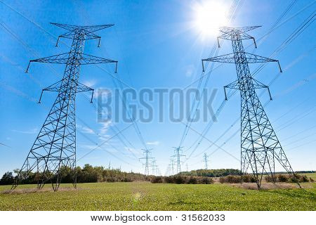 Hydro Towers