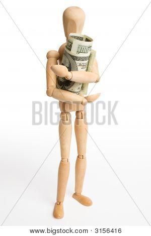 Figure,Dollars,Three
