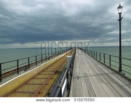 Southend The Longest Pier In The World