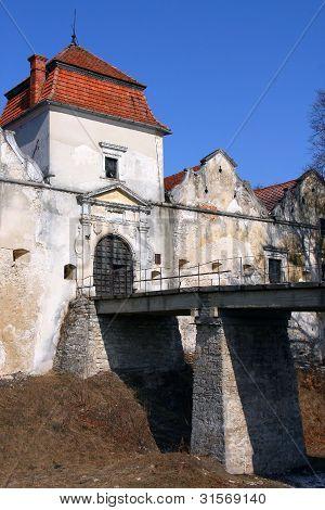 Svirz Castle, Ukraine