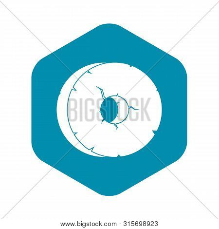 Primitive Tool Icon. Simple Illustration Of Primitive Tool Vector Icon For Web