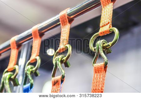 The  Hook And Belt For Work  Industry