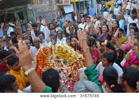 Celebrating GOD Shiva Hatkeshwar's incarnation day