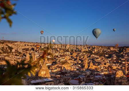 Balloon Flight In The Goreme