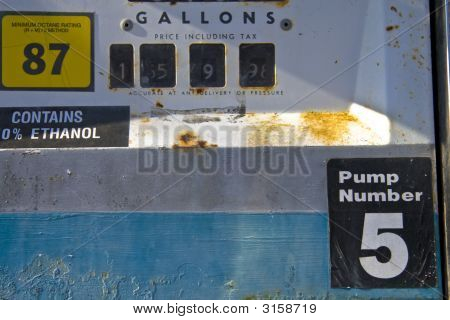 Fossil Fuel Pump