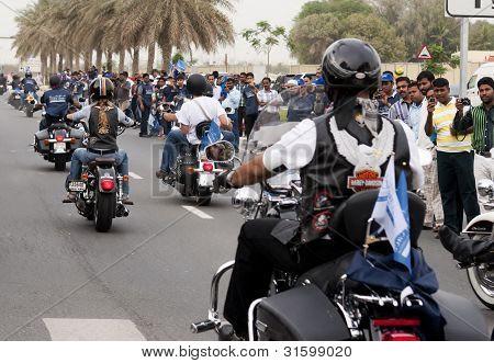 Biker Parade