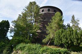 Water Tower At Volunteer Park In Seattle, Oregon
