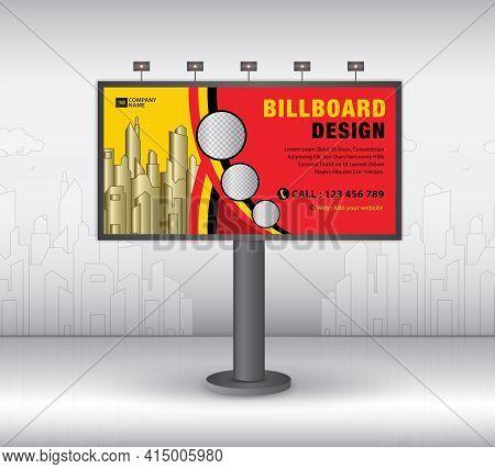 Billboard Template Design2021-no10