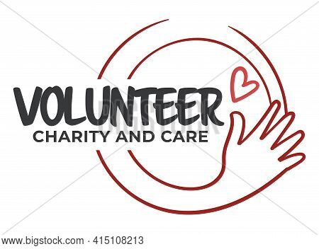 Volunteer Charity And Care, Activism And Kindness