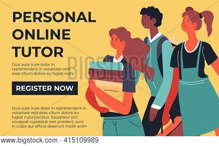 Personal Online Tutor, Courses For Students In Web