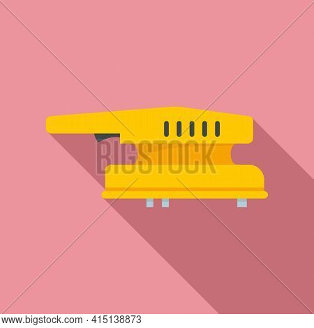 Carpenter Tool Icon. Flat Illustration Of Carpenter Tool Vector Icon For Web Design