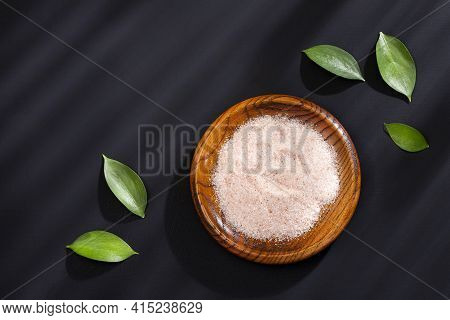 Himalayan Pink Salt Crystals, Powdered Red Rock Salt From Pakistan