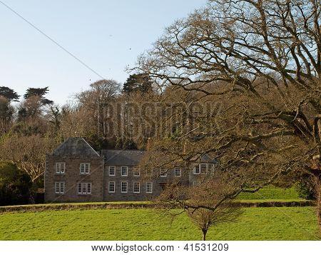 Penrose Manor House Cornwall