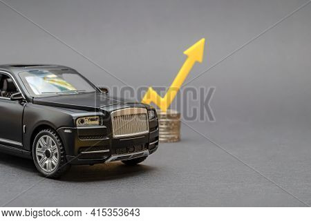 Rising Cost Of New And Used Cars, Rising Car Sales, Rising Costs Of Insurance And Car Loans. Rising
