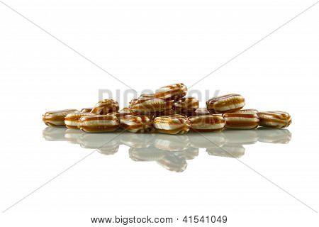 Mint Humbugs, Reflected