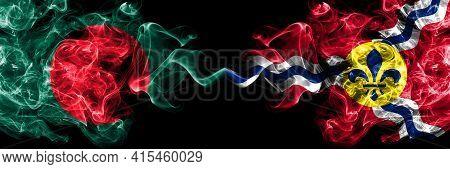 Bangladesh, Bangladeshi Vs United States Of America, America, Us, Usa, American, Saint Louis, Missou