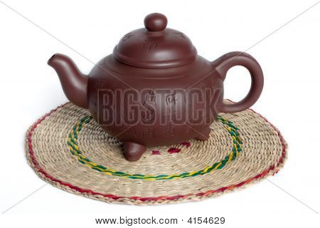 The Chinese Teapot From Clay