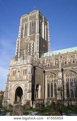 Church of St Edmund, Southwold, Suffolk, England