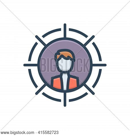 Color Illustration Icon For Personal-development Personal Development Evolution Growth