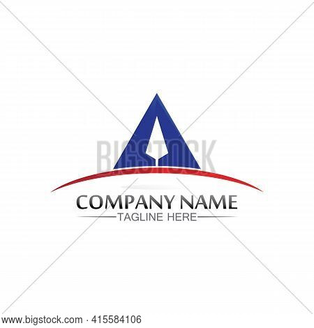 Arrow Vector Illustration Icon Logo Template Design Shape, Logo, Business And Corporate, Faster