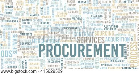 Procurement Supply Management Industry as a Business Concept