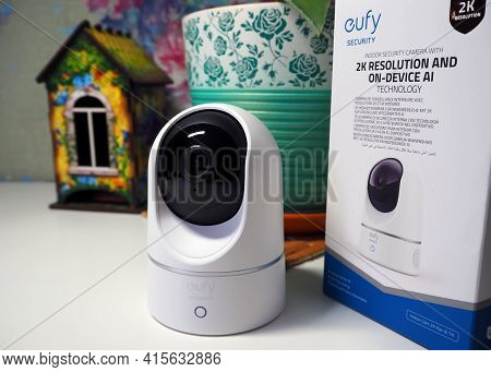Home And Office Wi-fi Surveillance Camera. Home And Office Wi-fi Surveillance Camera.