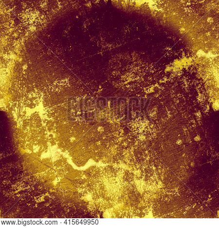 Abstract Grungy Dirty Texture. Rough Stone Illustration. Aged Paint Dust Pattern. Distress Grain Cem
