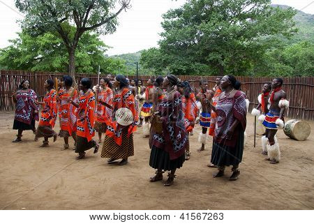 Mostrar Swazi