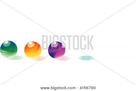 Vector Colorful Labels