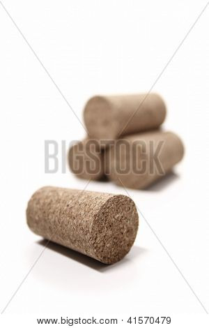 Photo of Corks (Front focus)