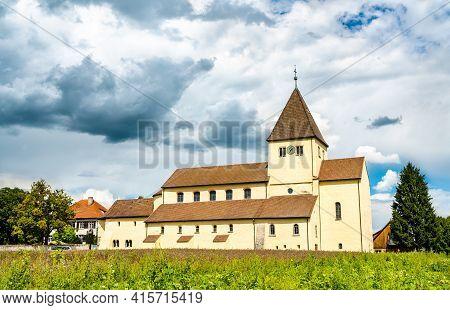 Church Of Saint George At Reichenau In Germany