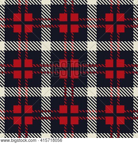 Glen Checks Fabric Texture. Country Check Textures Flannel Vector Graphic, Abstract Tartans Masculin