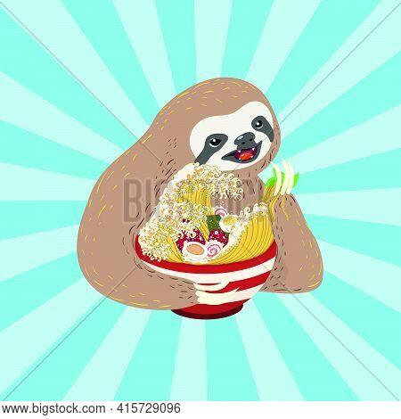 Sloth And Ramen