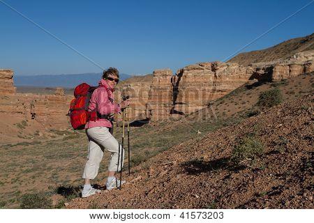On A Beautiful Canyon