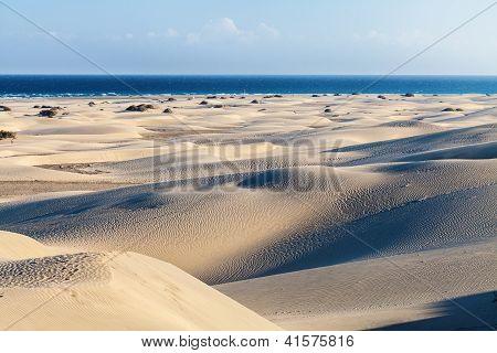 Maspalomas Dunes, Gran Canaria
