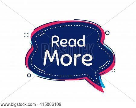 Read More Symbol. Thought Bubble Vector Banner. Navigation Sign. Get Description Info. Dialogue Or T