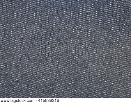 Blue Old Denim Textrue, Detail Jeans Background