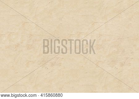 Abstract Background In Vintage Style With Old Faged Yellow Brown Paper. Grunge Old Fashioned Retro S