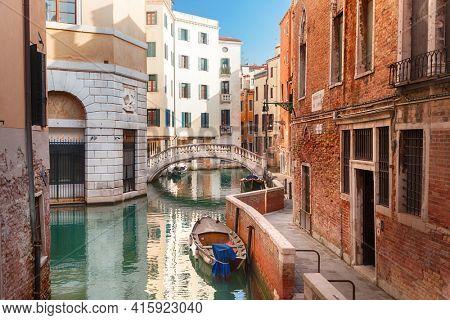 Ponte Maria Callas, Venice, Italy