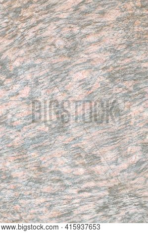 Spots And Stripes Are Gray-red Background. Textured Red Background. The Texture Of The Sea Stone Is